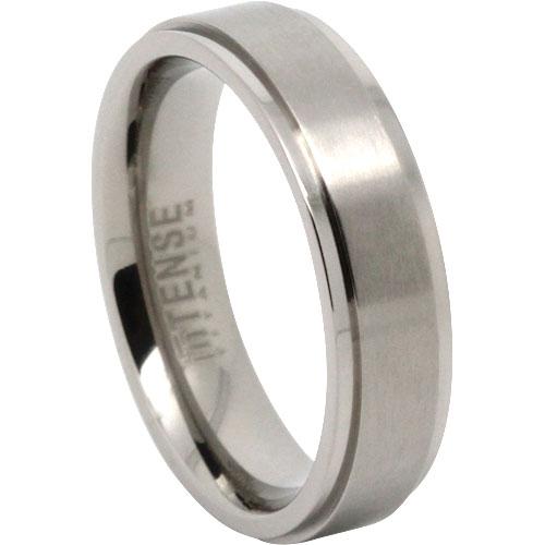 Mens Titanium Ring