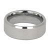 Tungsten Mens Ring With Celtic Pattern