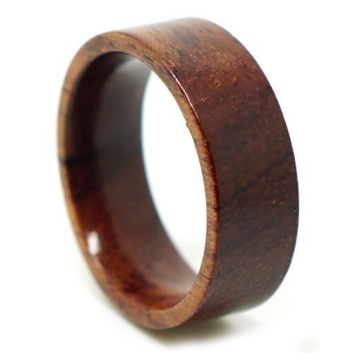 Pure Rosewood Mens Ring