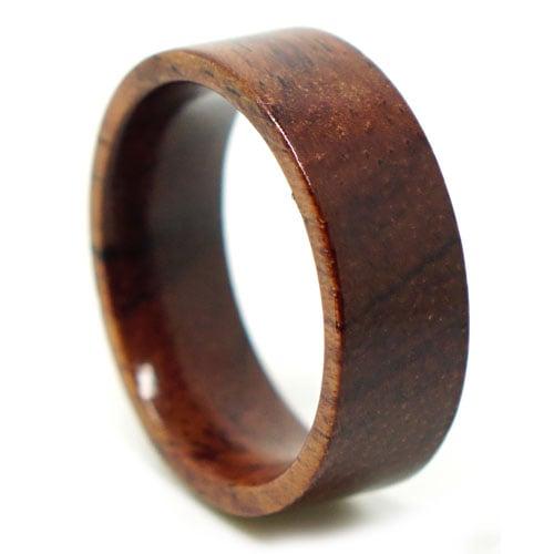 Pure Rosewood Mens Ring