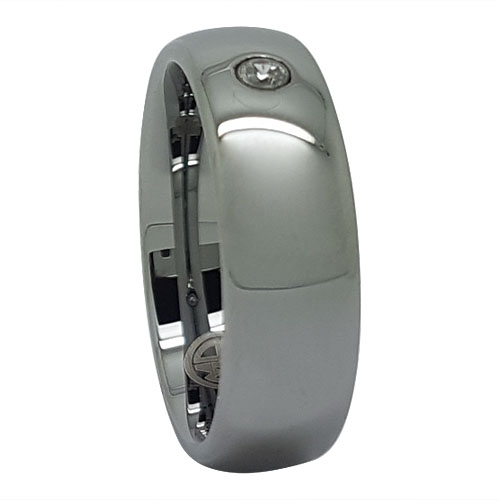 Mens Tungsten Promise Ring
