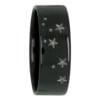 Leo Star Constellation Zirconium Mens Ring