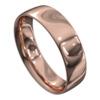 Impressive Rose Gold Mens Wedding Ring