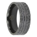 Zirconium tire ring
